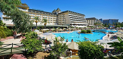 MC Arancia Resort Genel Görünüm