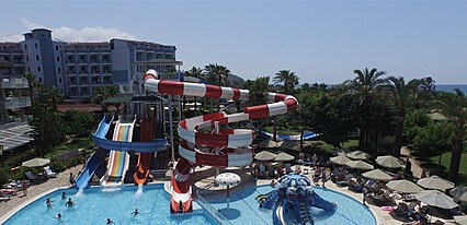 MC Arancia Resort Havuz / Deniz