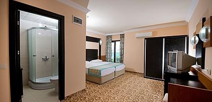 MC Mahberi Beach Hotel Oda