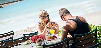 MC Mahberi Beach Hotel Yeme / İçme