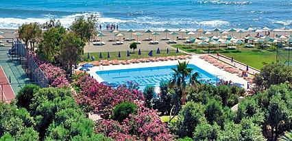 MC Mahberi Beach Hotel Genel Görünüm