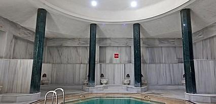 Mcg Cakmak Thermal Hotel Havuz / Deniz