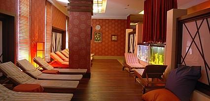 Meder Resort Hotel Genel Görünüm