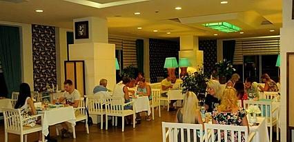 Meder Resort Hotel Yeme / İçme