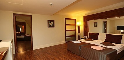 Meder Resort Hotel Oda