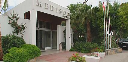 Medisun Hotel Genel Görünüm