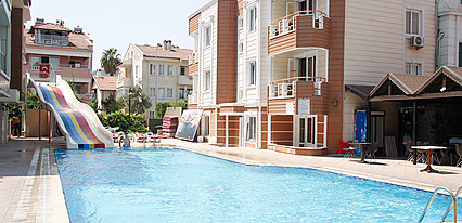 Mehtap Otel Havuz / Deniz