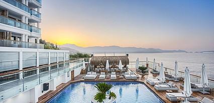 Meis Exclusive Hotel Havuz / Deniz
