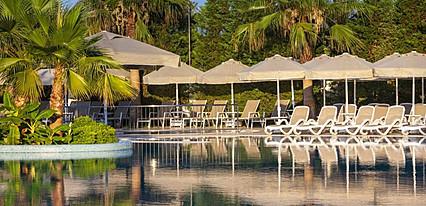 Melas Lara Hotel Havuz / Deniz