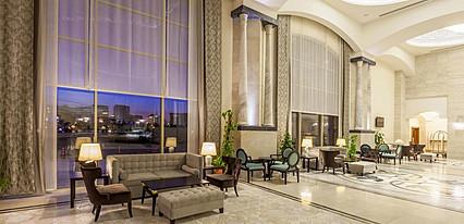 Melas Lara Hotel Genel Görünüm