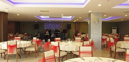 Merada Termal Hotel & Spa Yeme / İçme