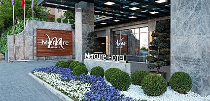 Mercure Hotel Bursa Genel Görünüm