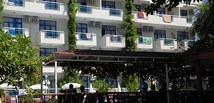 Merhaba Hotel Genel Görünüm