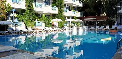 Merhaba Hotel Havuz / Deniz