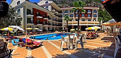 Meril Hotel Genel Görünüm