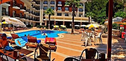 Meril Hotel Havuz / Deniz