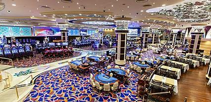 Merit Royal Otel Casino Spa Genel Görünüm