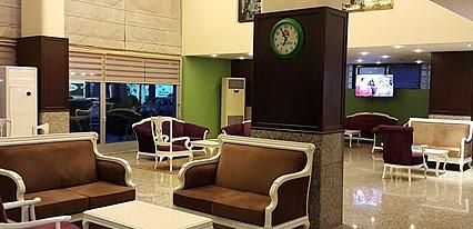 Mersin Otel Genel Görünüm