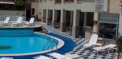Meryemana Hotel Havuz / Deniz