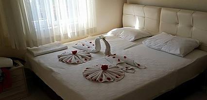 Meryemana Hotel Oda