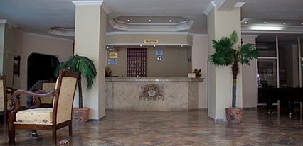 Meryemana Hotel Genel Görünüm