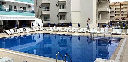 Mesut Hotel Havuz / Deniz