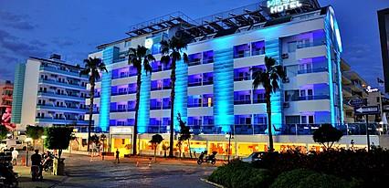 Mesut Hotel Genel Görünüm