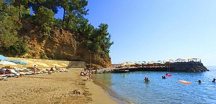 Miarosa İncekum West Havuz / Deniz