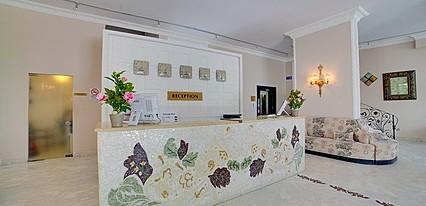 Mio Bianco Resort Genel Görünüm