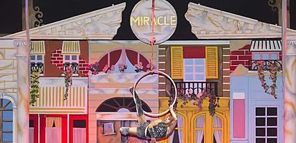 Miracle Resort Hotel Genel Görünüm