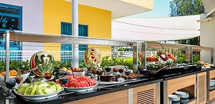 Mirage Park Resort Göynük Yeme / İçme