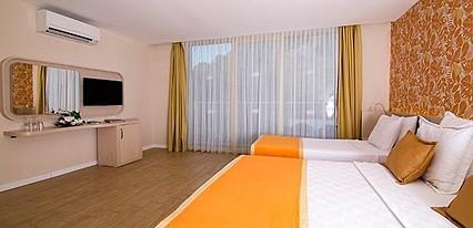 Mirage World Hotel Oda