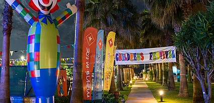 Miramare Beach Hotel Genel Görünüm