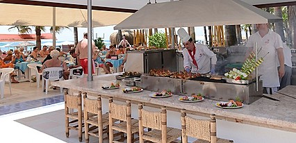 Miramare Beach Hotel Yeme / İçme