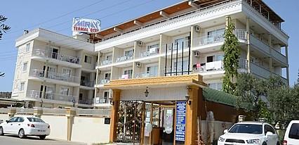 Miray Termal Hotel Genel Görünüm