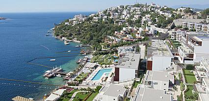 Mivara Luxury Resort Spa Genel Görünüm