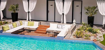 Mola Cunda Hotel Havuz / Deniz