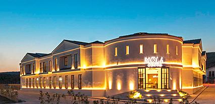Mola Cunda Hotel Genel Görünüm