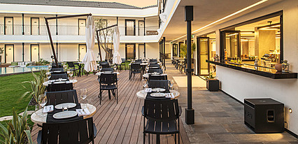 Mola Cunda Hotel Yeme / İçme