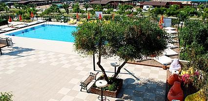 Monachus Hotel & Spa Genel Görünüm