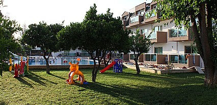 Monna Roza Garden Genel Görünüm