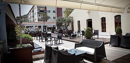 Montania Special Class Hotel Yeme / İçme