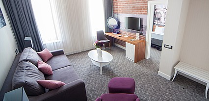 Montania Special Class Hotel Oda