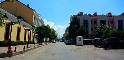 Montania Town Mudanya Genel Görünüm