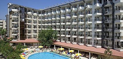 Monte Carlo Hotel Genel Görünüm