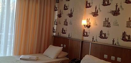 Mood Beach Hotel Oda