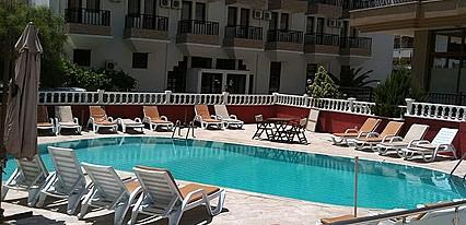Mood Beach Hotel Genel Görünüm