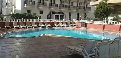 Mood Beach Hotel Havuz / Deniz