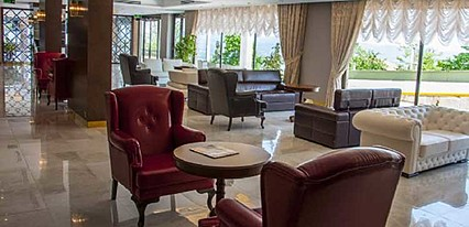 Motali Life Otel Genel Görünüm