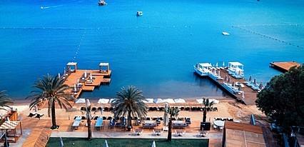 Moyo Beach Hotel Genel Görünüm